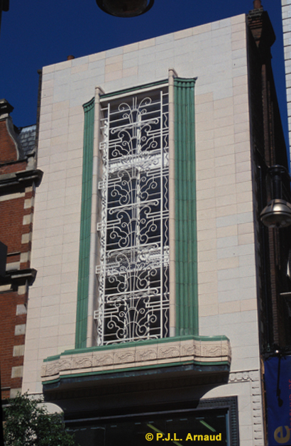 ART DECO ARCHITECTURE IN BRITAIN
